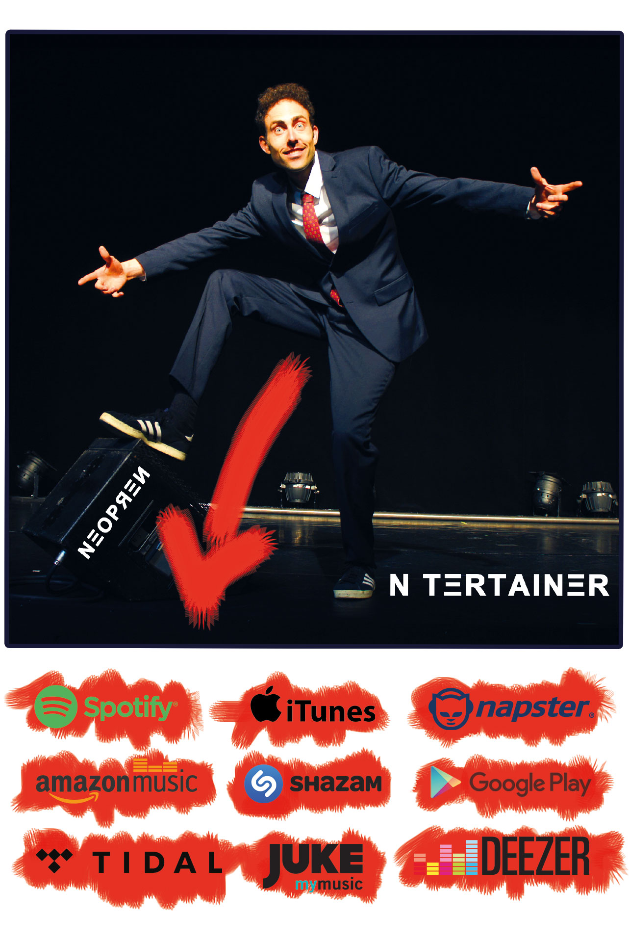 N Tertainer ~ The Album